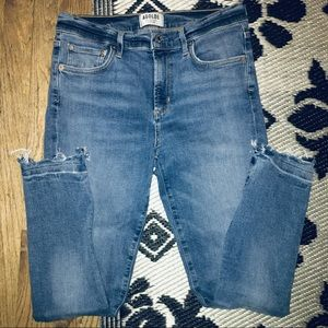 """10"""" high Rise jeans 👍🏽 NWOT"""